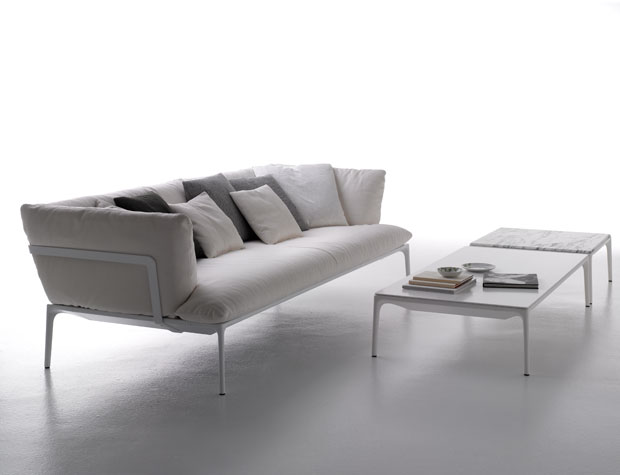 Mdf italia yale couchtisch design jean marie massaud for Mdfitalia it