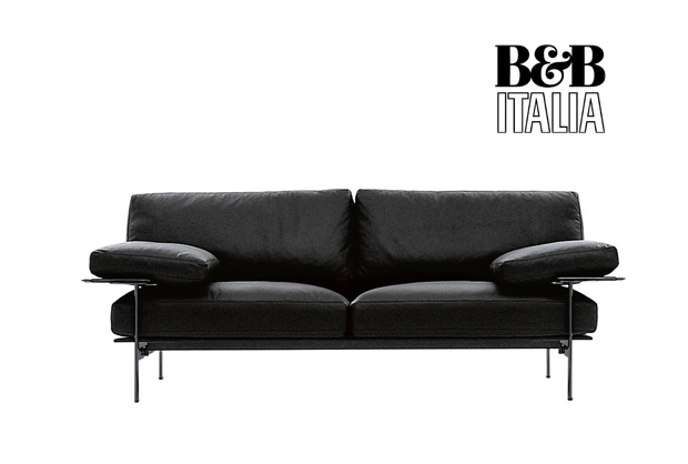 b b italia diesis sofa design antonio citterio. Black Bedroom Furniture Sets. Home Design Ideas