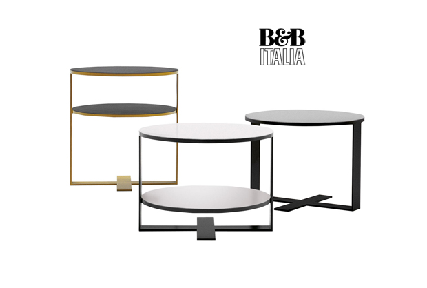 b b italia eileen beistelltisch design antonio citterio. Black Bedroom Furniture Sets. Home Design Ideas