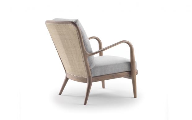 flexform helen sessel design antonio citterio 2014. Black Bedroom Furniture Sets. Home Design Ideas