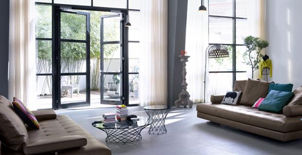 walter knoll oota beistelltische design eoos. Black Bedroom Furniture Sets. Home Design Ideas