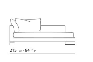 Flexform - LONG ISLAND Sofa ( design: CENTRO STUDI 2003 )