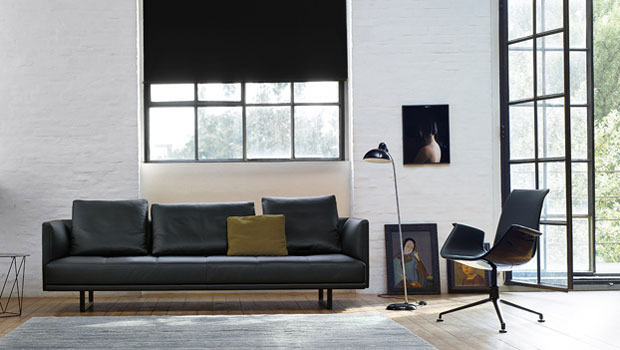 walter knoll prime time sofa couch design eoos. Black Bedroom Furniture Sets. Home Design Ideas