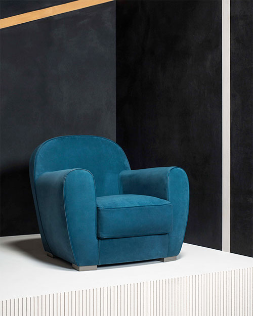 Baxter sessel amburgo baby design paola navone for Baxter paola navone