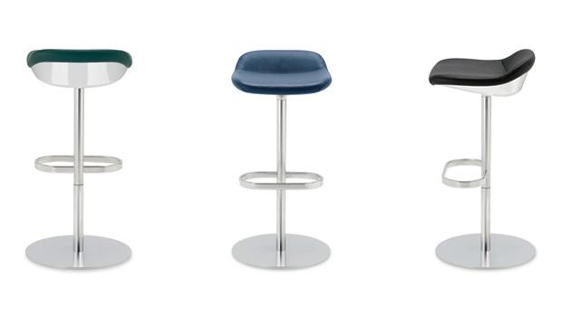 walter knoll turtle barhocker design pearsonlloyd. Black Bedroom Furniture Sets. Home Design Ideas