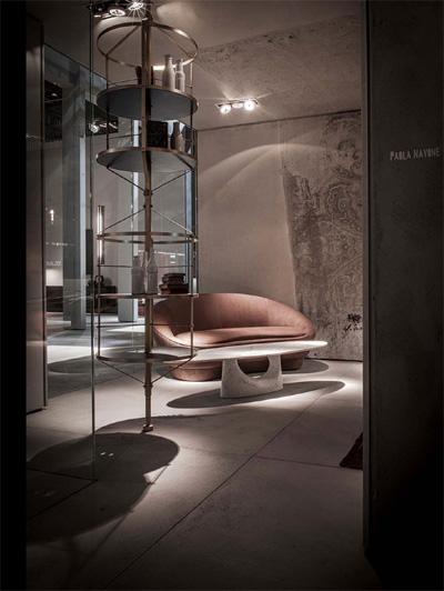 Baxter Sofa Janette Design Roberto Lazzeroni