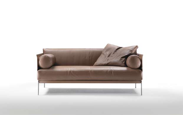flexform happy hour sofa design antonio citterio 2006. Black Bedroom Furniture Sets. Home Design Ideas