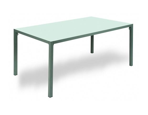 Kettal via tisch eckig design kettal studio for Tisch eins design studio