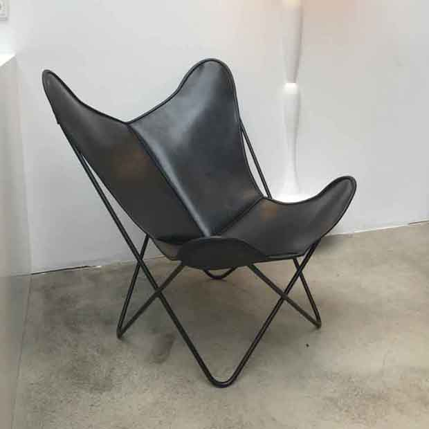 Der Original Hardoy Butterfly Chair Sessel (design: Ferrari Hardoy ...