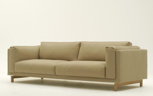 Living divani family life sofa design piero lissoni for Living divani softwall