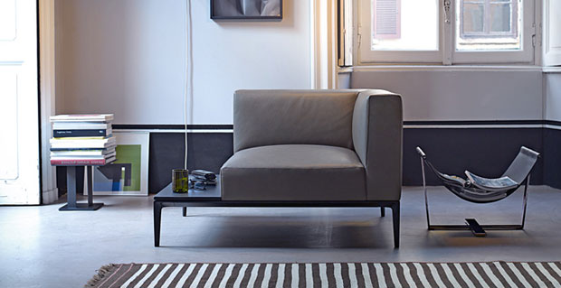 walter knoll jaan living sessel design eoos. Black Bedroom Furniture Sets. Home Design Ideas