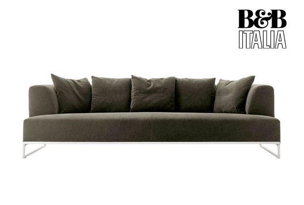 b b italia solo sofa design antonio citterio. Black Bedroom Furniture Sets. Home Design Ideas