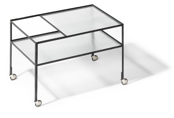 richard lampert servierwagen barwagen design herbert. Black Bedroom Furniture Sets. Home Design Ideas