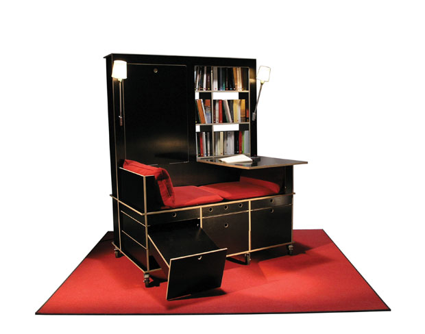 moormann lese lebe regal sitz container design nils holger moormann 2004. Black Bedroom Furniture Sets. Home Design Ideas