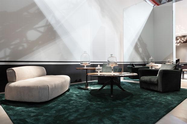 Baxter sofa mademoiselle divanetto for Divani baxter prezzi