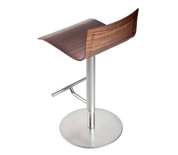 Lapalma thin stool barhocker design karri monni for Barhocker la palma