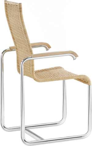 tecta kragstuhl d25 freischwinger. Black Bedroom Furniture Sets. Home Design Ideas