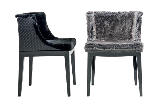 KARTELL - MADEMOISELLE Stuhl (design: Philippe Starck)