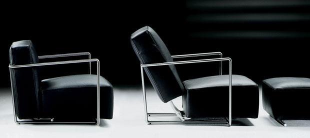 Flexform A B C Sessel design Antonio Citterio 1998 2001