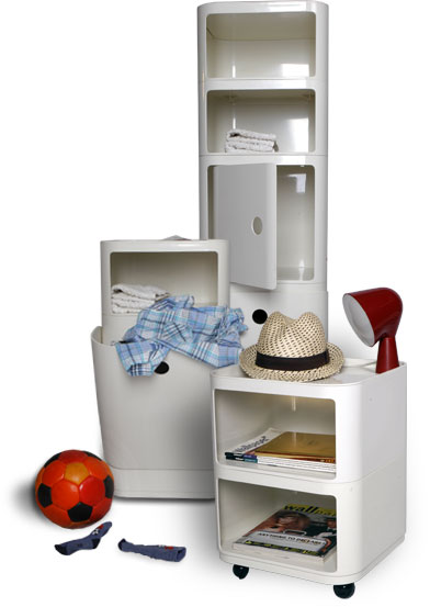componibili eckig designathome wohnkultur und design. Black Bedroom Furniture Sets. Home Design Ideas