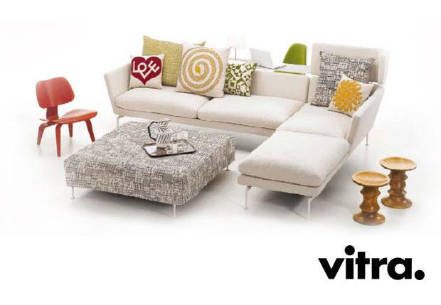 Vitra suita sofa design antonio citterio 2010 for Vitra design sessel