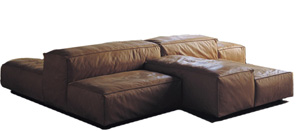 Living divani sofas for Living divani softwall