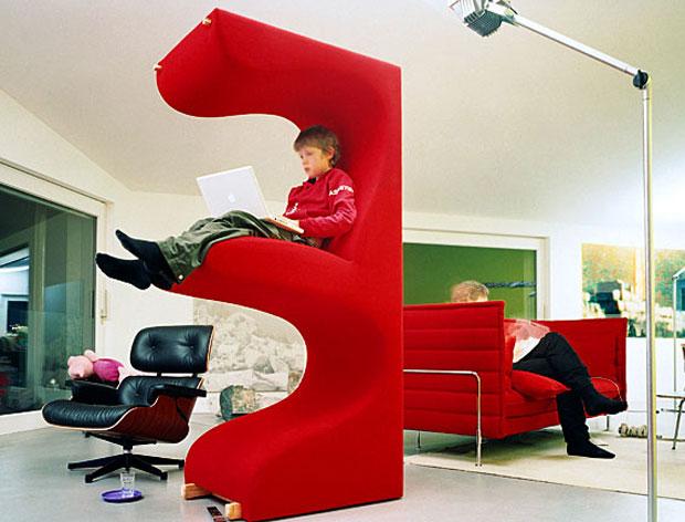 vitra living tower verner panton 1969. Black Bedroom Furniture Sets. Home Design Ideas