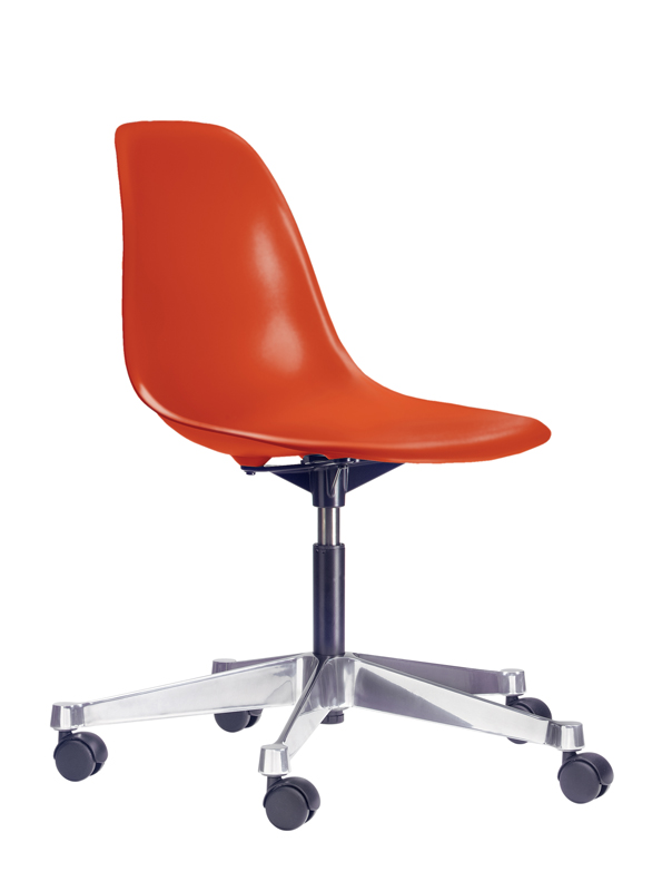 Vitra eames plastic side chair pscc charles ray eames 1950 - Eames kinderstuhl ...