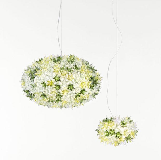 KARTELL - Bloom Pendelleuchte (design: Ferruccio Laviani)