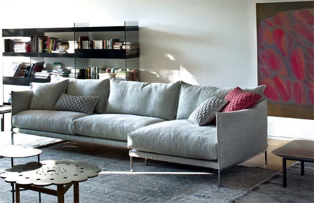 Moroso gentry sofa design patricia urquiola 2011 for Sofa industriedesign