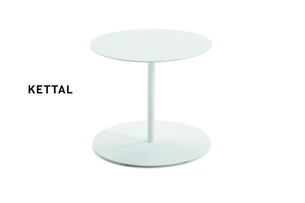 Kettal objects beistelltisch design kettal studio for Beistelltisch aussenbereich