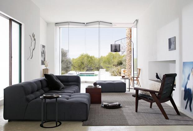b b italia tufty too sofakollektion design patricia. Black Bedroom Furniture Sets. Home Design Ideas