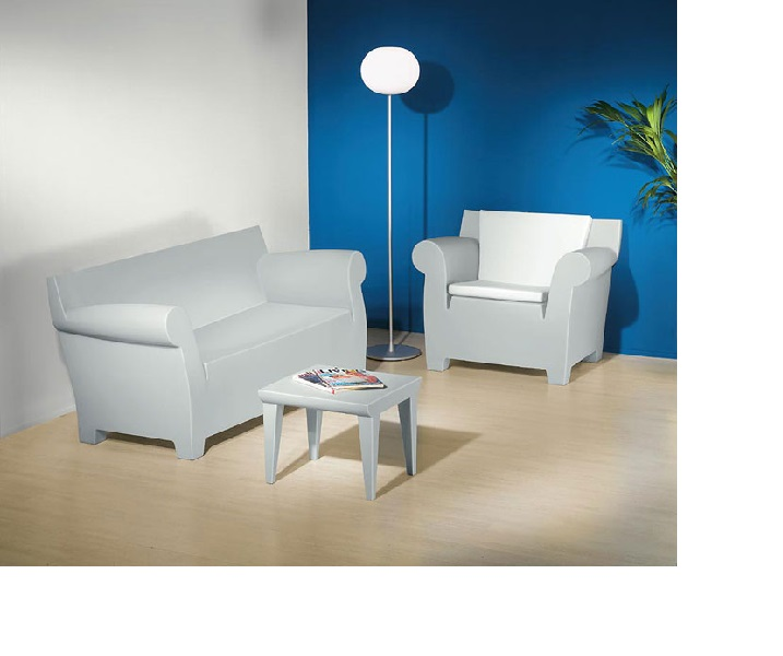 kartell bubble club tisch design philippe starck. Black Bedroom Furniture Sets. Home Design Ideas