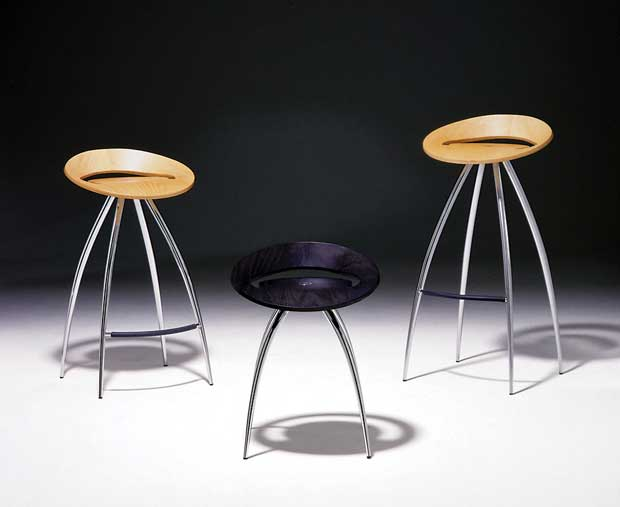 MAGIS - LYRA STOOL BARHOCKER (design: group italia)