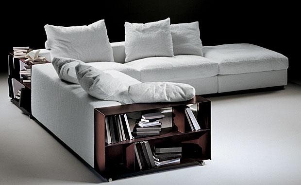 flexform groundpiece sofa deisgn antonio citterio