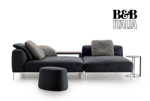 b b italia frank beistelltische design antonio citterio. Black Bedroom Furniture Sets. Home Design Ideas