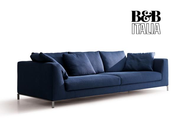 B B Italia Ray Sofa Design Antonio Citterio