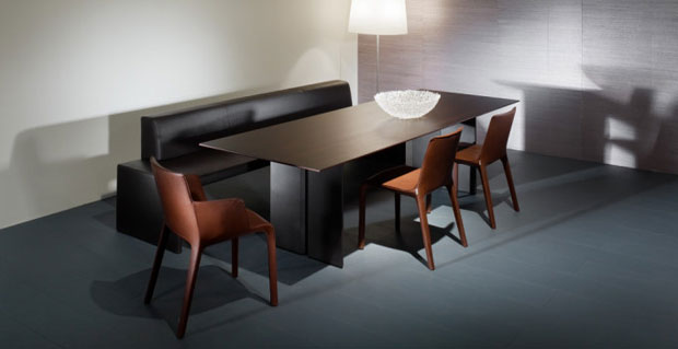 walter knoll gio design claudio bellini. Black Bedroom Furniture Sets. Home Design Ideas