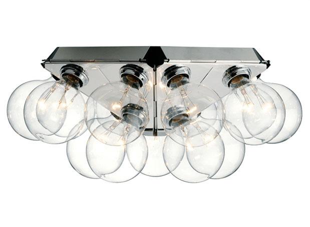 flos deckenleuchte taraxacum 88 design achille castiglioni. Black Bedroom Furniture Sets. Home Design Ideas