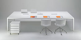 MDF Italia Desk Tisch F. Bettoni