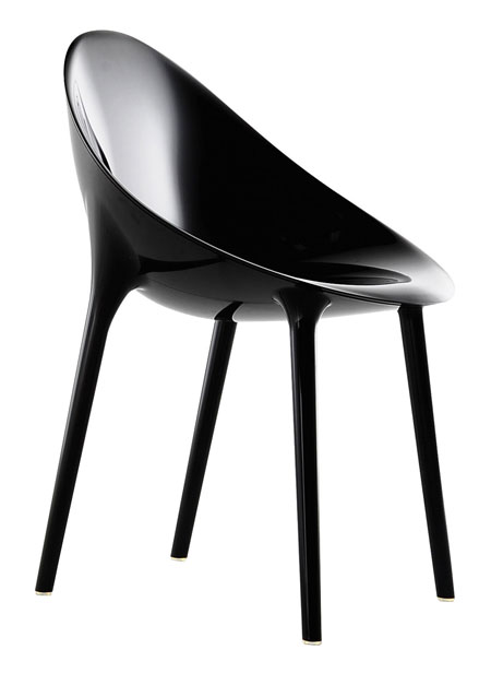 kartell super impossible stuhl design philippe starck und eugeni quitllet. Black Bedroom Furniture Sets. Home Design Ideas