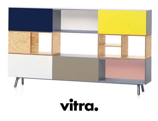vitra kast maarten van severen 2005. Black Bedroom Furniture Sets. Home Design Ideas