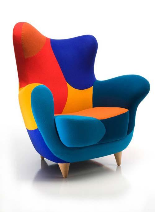 Moroso los muebles amorosos design javier mariscal for Javier mariscal design