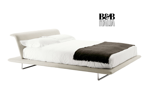 b b italia siena bett design naoto fukasawa. Black Bedroom Furniture Sets. Home Design Ideas