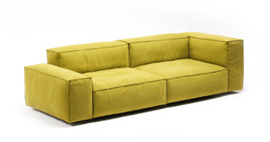Living Divani Neowall Sofa Piero Lissoni
