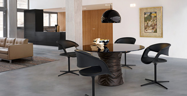 walter knoll lox stuhl design pearsonlloyd. Black Bedroom Furniture Sets. Home Design Ideas