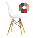 Vitra Eames Plastic Side Chair DSW Stuhl Charles & Ray Eames