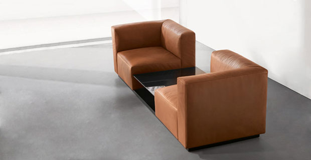Walter Knoll Living Landscape Sofa Couch Design Eoos
