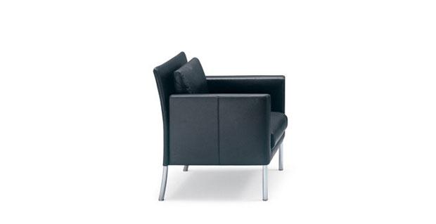 walter knoll jason 391 sessel design eoos. Black Bedroom Furniture Sets. Home Design Ideas