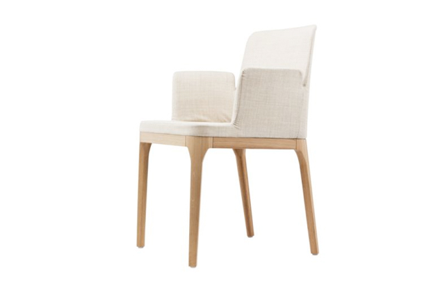 thonet 580 polsterstuhl design claudio bellini 2011. Black Bedroom Furniture Sets. Home Design Ideas